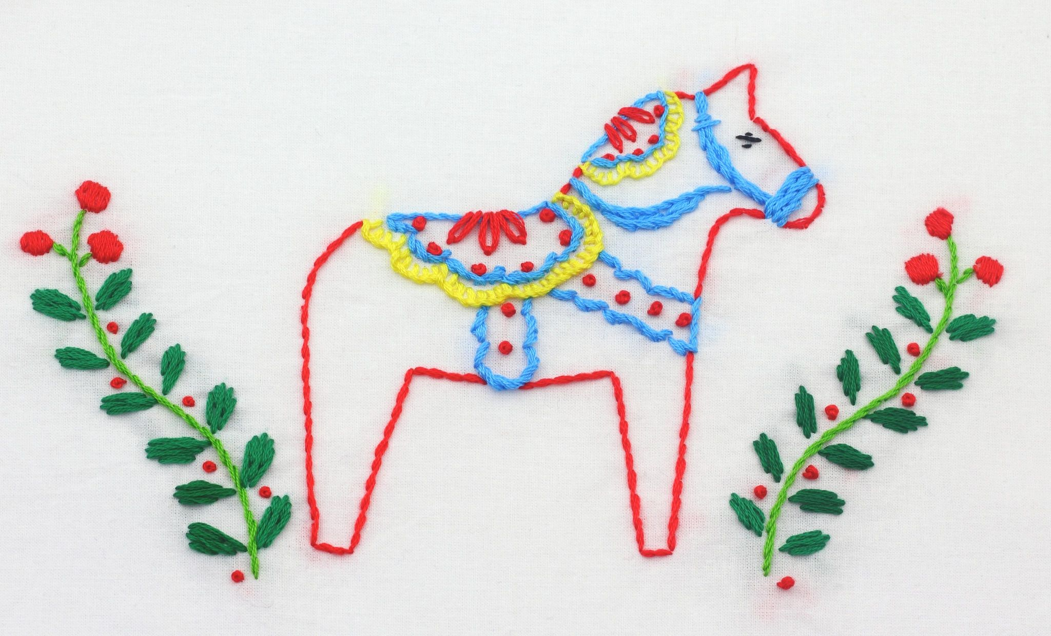1282015 1 Scandinavian Embroidery Swedish Embroidery Christmas Embroidery