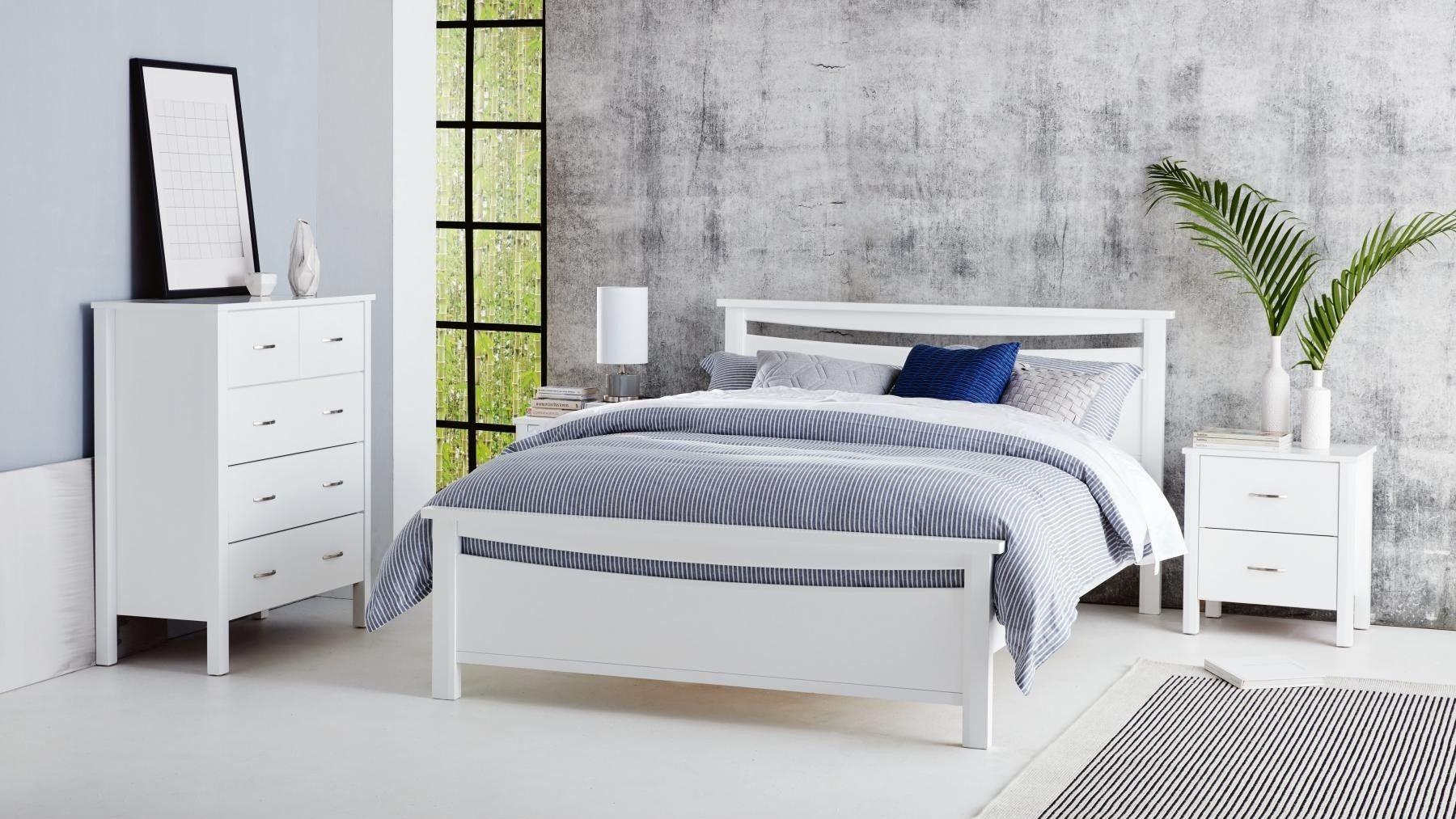Argo 4 Piece Queen Bedroom Suite | Queen bedroom suite, King ...