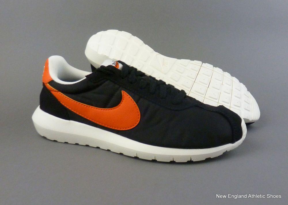 purchase cheap ad3b9 87e6c Nike men s Roshe LD-1000 casual shoes sneakers Black Team Orange Sail Black   Nike  AthleticSneakers