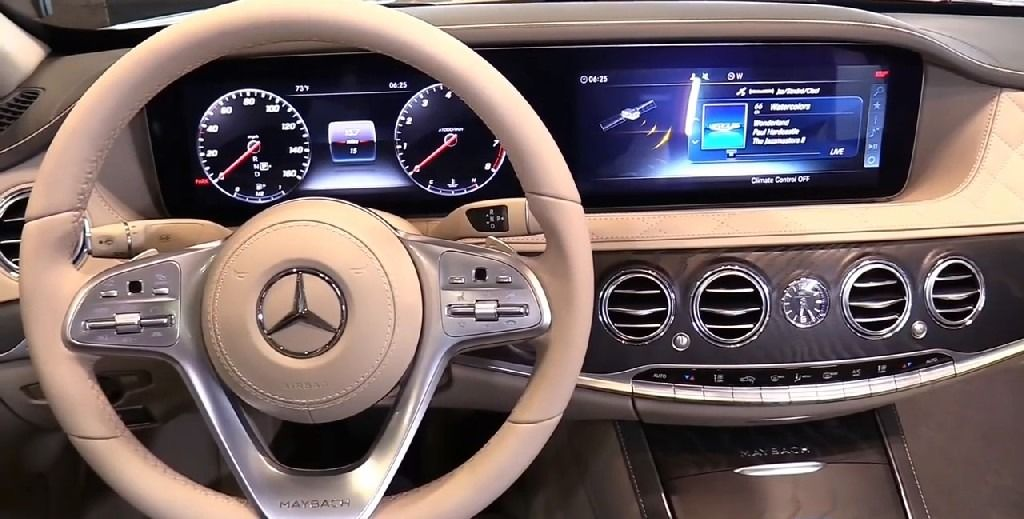 2019 Mercedes Maybach S Class S650 Luxury Cars Mercedes Car