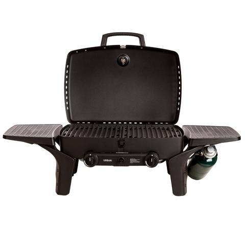 Urban Portable Gas Bbq Grill The Urban Portable Gas Grill By Firesense Features A Rust Resistant Cast Aluminum Casing And Portable Gas Bbq Fire Sense Gas Bbq