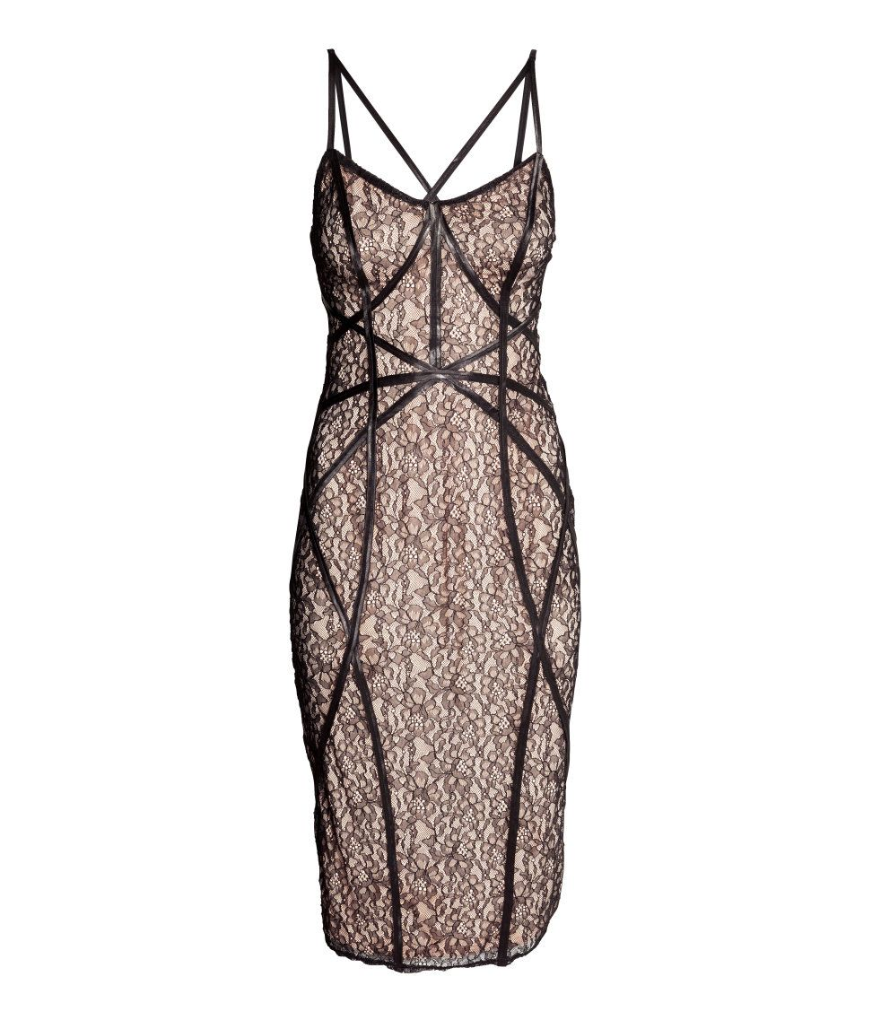 Kneelength lace dress party in hum dress to impress pinterest