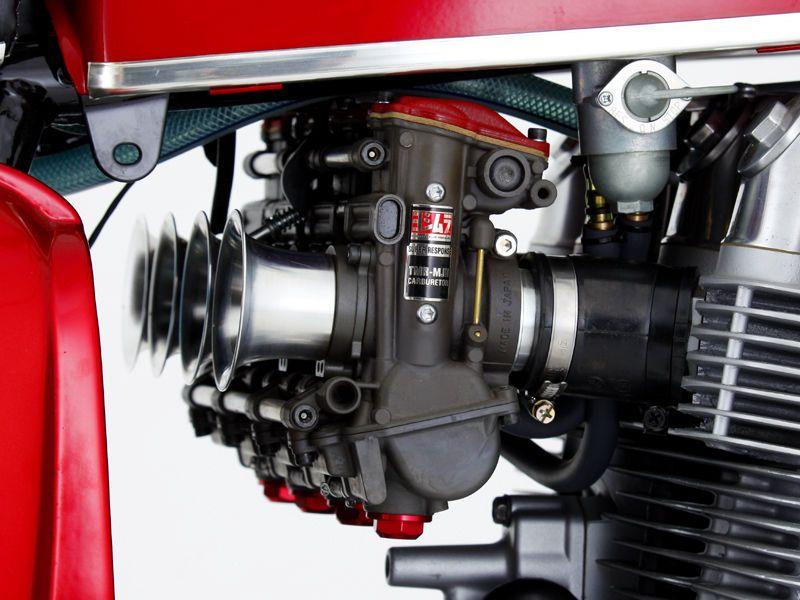 Yoshimura Mikuni TMR-MJN32 Funnel Carburetor Kit