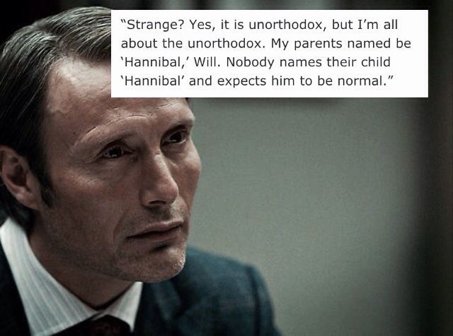 """halloween-cannibals: """" neverger: """" every hannigram fic ever: an adventure in smut meets hannibal screencaps """" IM SCREAMING """""""