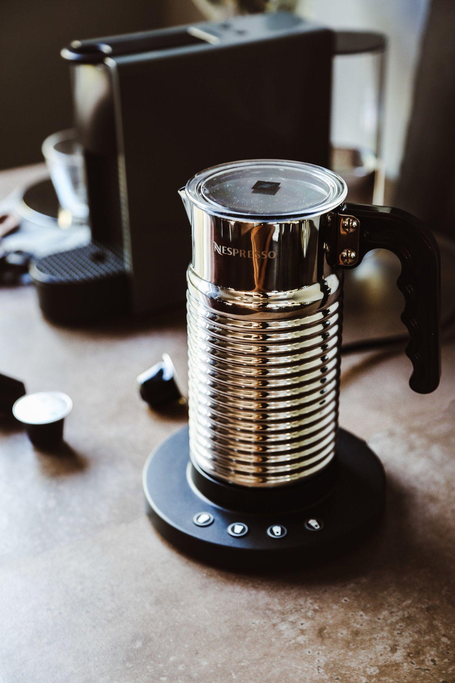 Nespresso Aeroccino Recipes Nespresso recipes, Coffee