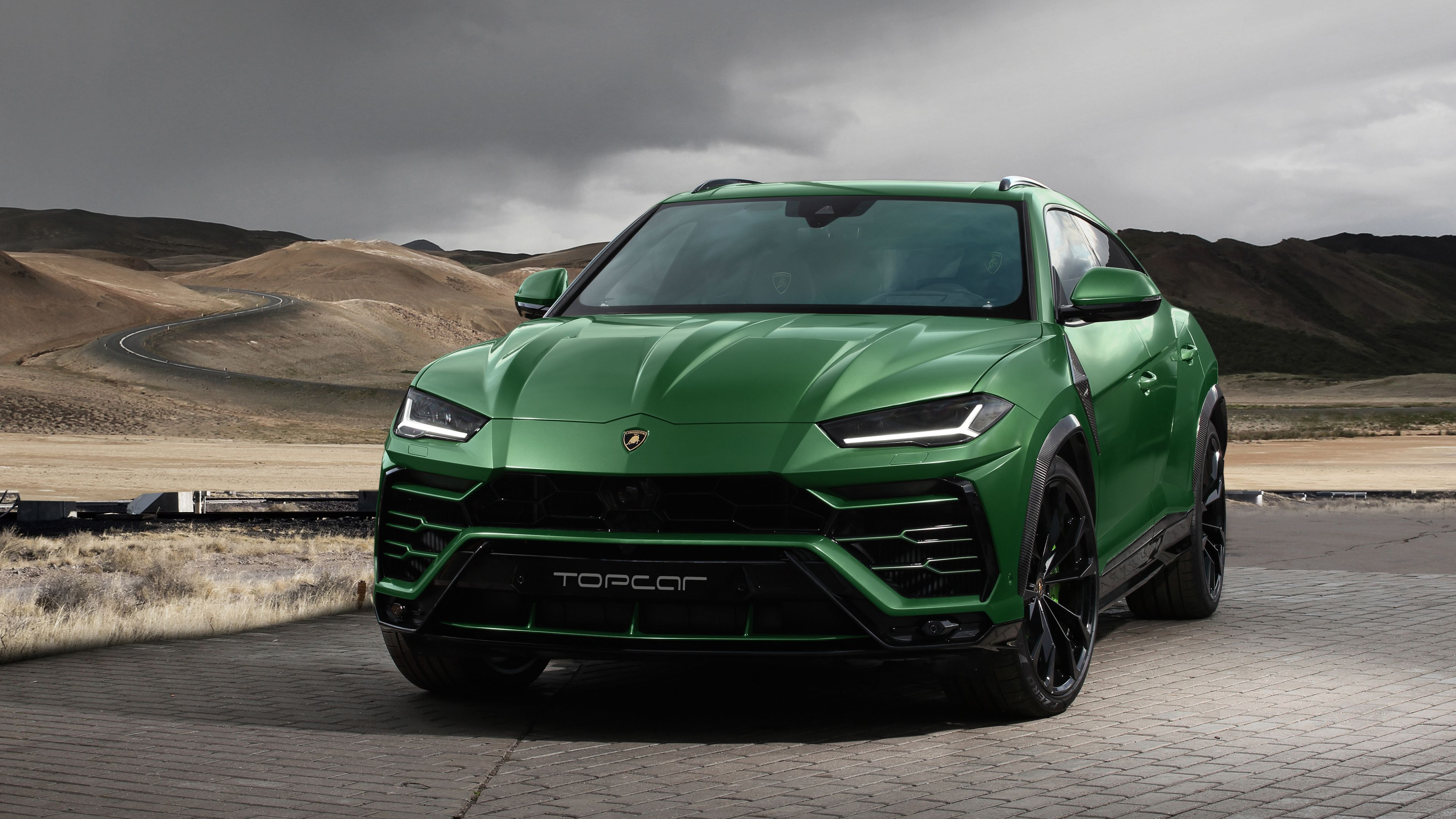 Wallpaper 4k Topcar Lamborghini Urus 2018 4k 2018 Cars Wallpapers