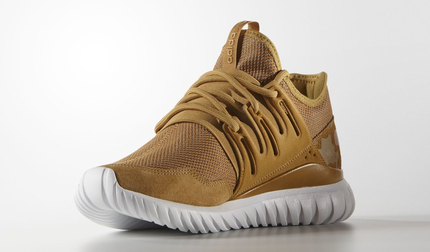 Adidas Tubular Radial Wheat | Sole Collector
