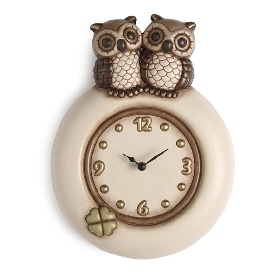 Orologio da parete gufi - Thun | thun | Pinterest | Owl and Catalog