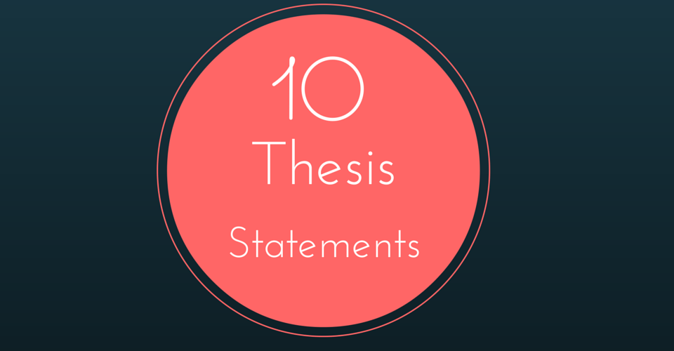 this post dissects the components of a good thesis statement and  this post dissects the components of a good thesis statement and gives  thesis  statement examples to inspire your next argumentative essay