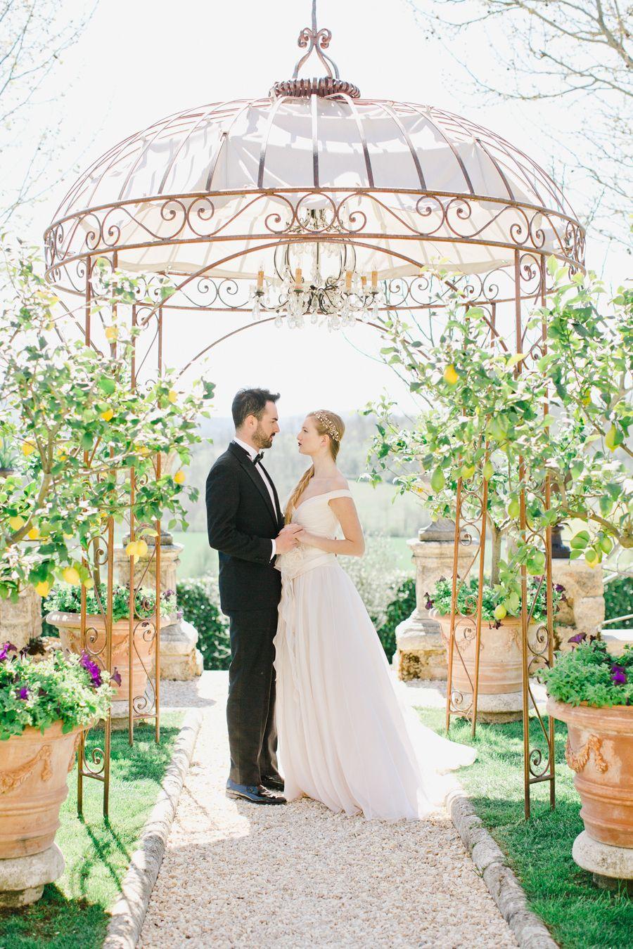 Elegant + Luxurious Wedding Inspiration in Tuscany Part II ...
