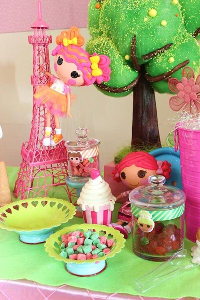 Sew Cute Lalaloopsy Party