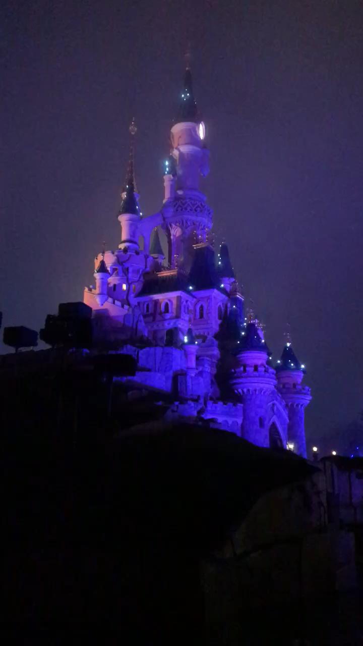 Disneyland Paris - Schloss