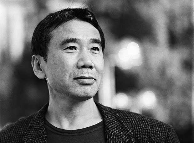 Murakami Haruki.
