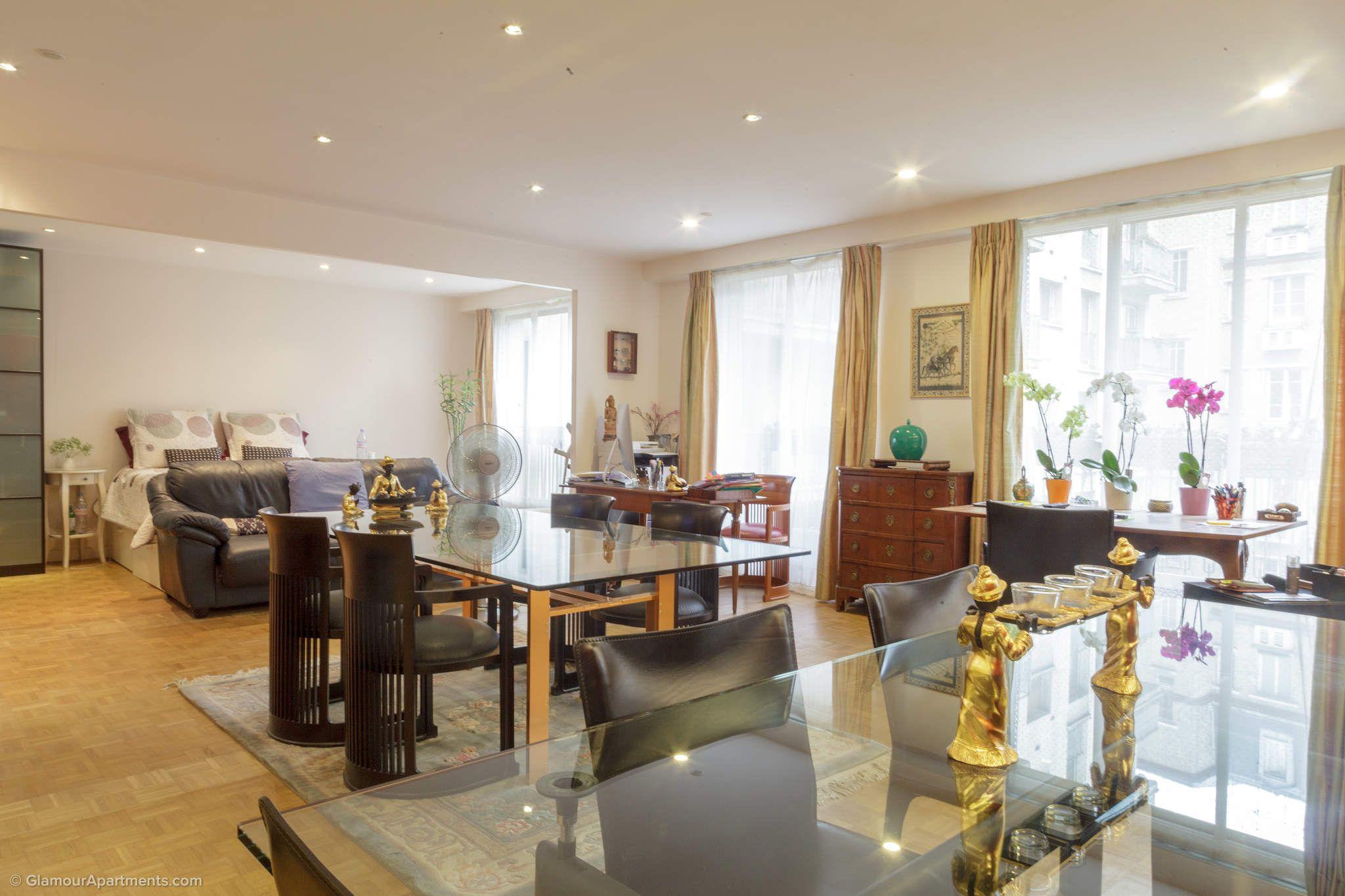 Paris - Rue de Passy - 1-bedroom apartment for rent - 4 ...