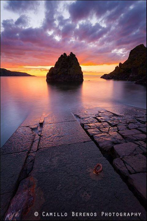Terezie Kyselova On Scottish Scottish Highlands East Coast