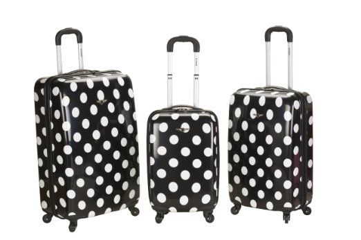 17 bästa bilder om Polka Dot Luggage Sets på Pinterest | Jasmine ...