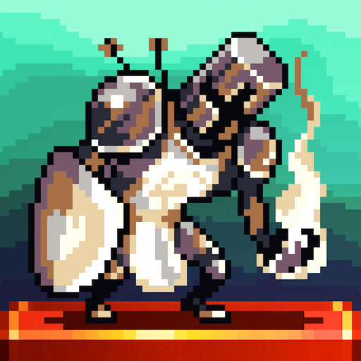 Tap Hero v1.0 Mod Apk Money Pixel art games, Pixel art