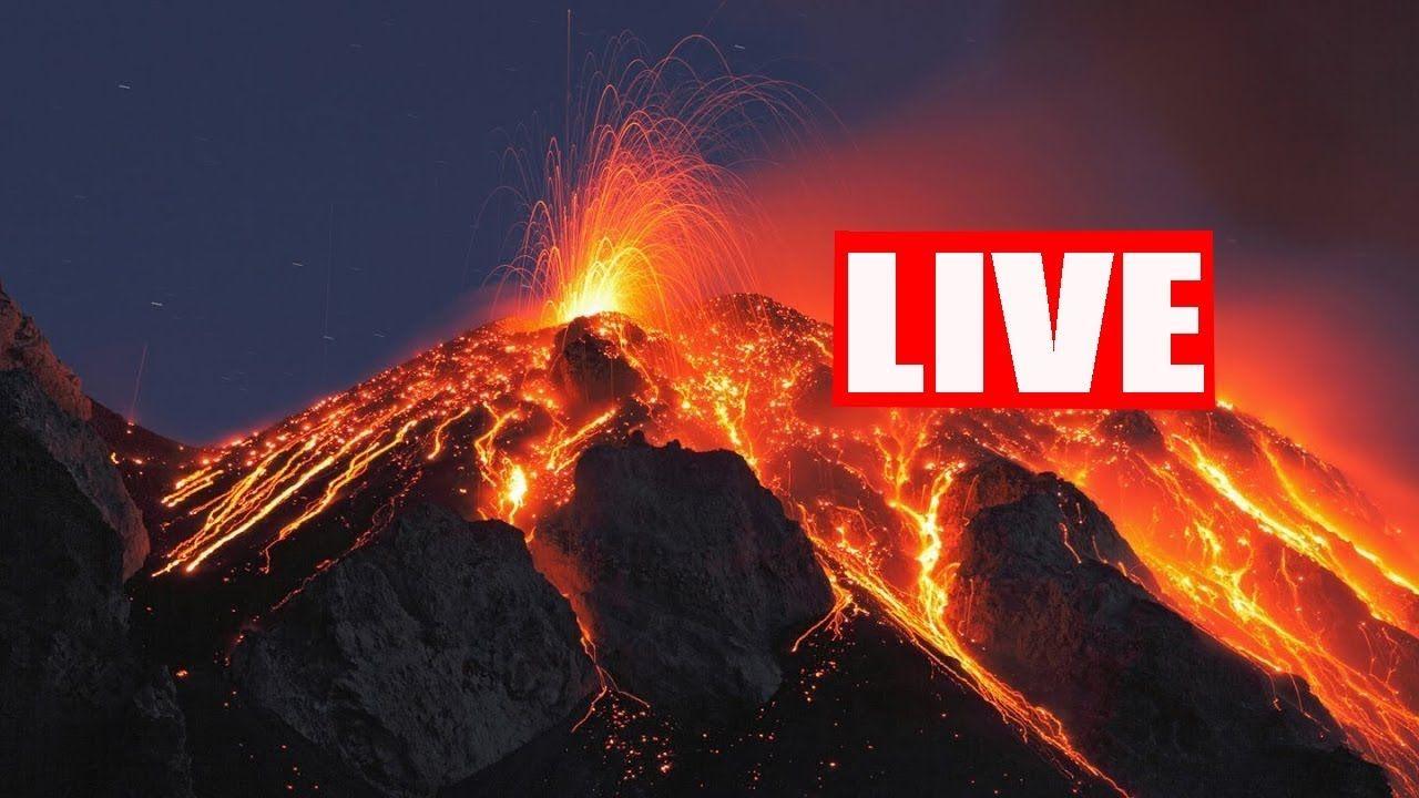 Live volcano 4