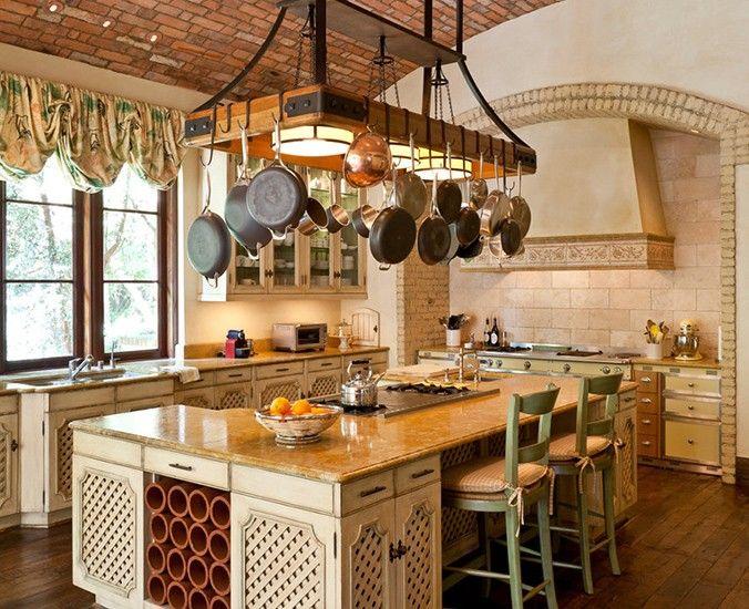 cocinas rusticas de madera - Buscar con Google Ideas para el hogar