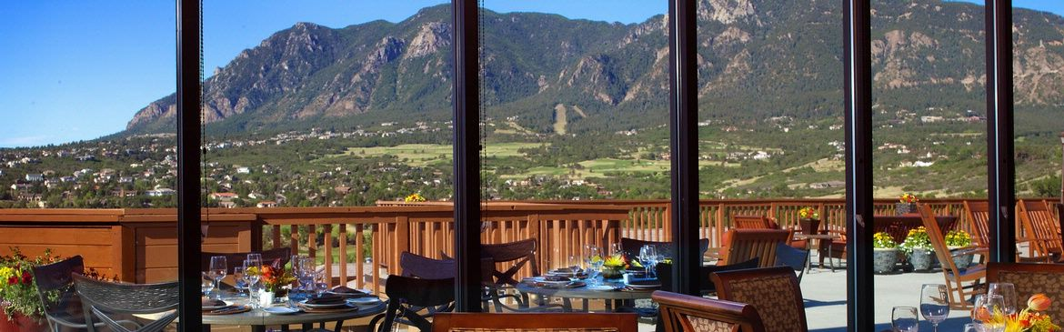 The Mountain View Restaurant At