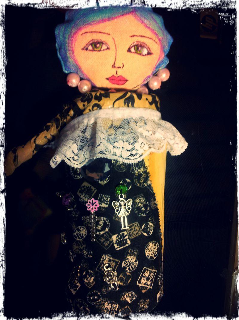 Doll by Sung-Hee (Regina) Hong