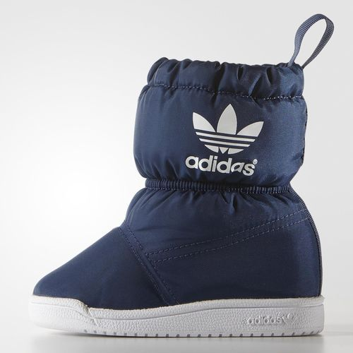 new concept 78acb 58e8c adidas Slip-On Stiefel - blau   adidas Deutschland   The ...