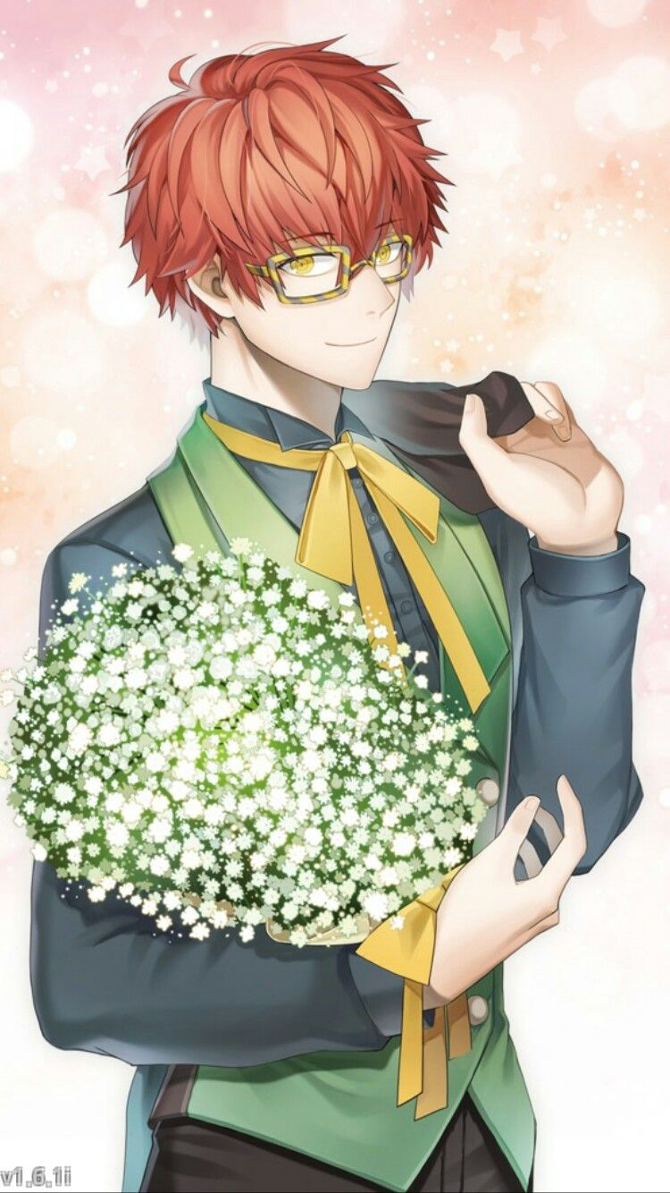 Pin by Mira.G on Mystic Messanger Mystic messenger 707