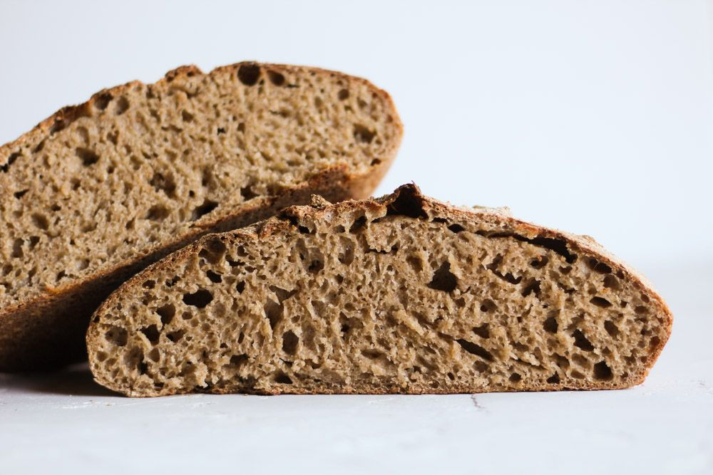 Imagine slicing into a loaf of artisan sourdough honey spelt bread that has come out of the oven and has permeated your house with an intoxicating aroma. You hear the crackle of the beautiful crust as your knife cuts through the loaf. A bit of steam rises from the loaf even after resting for 30 …