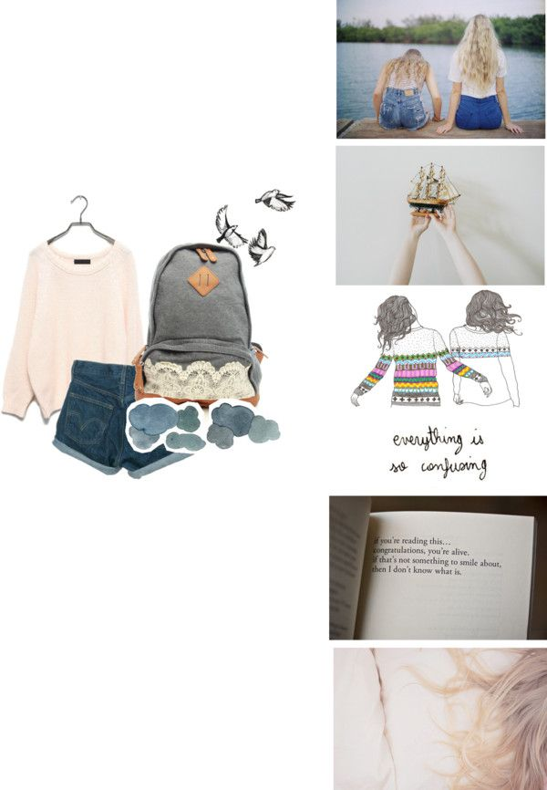 """""""At the end of the day, I always feel miserable."""" by gabrielanss ❤ liked on Polyvore"""