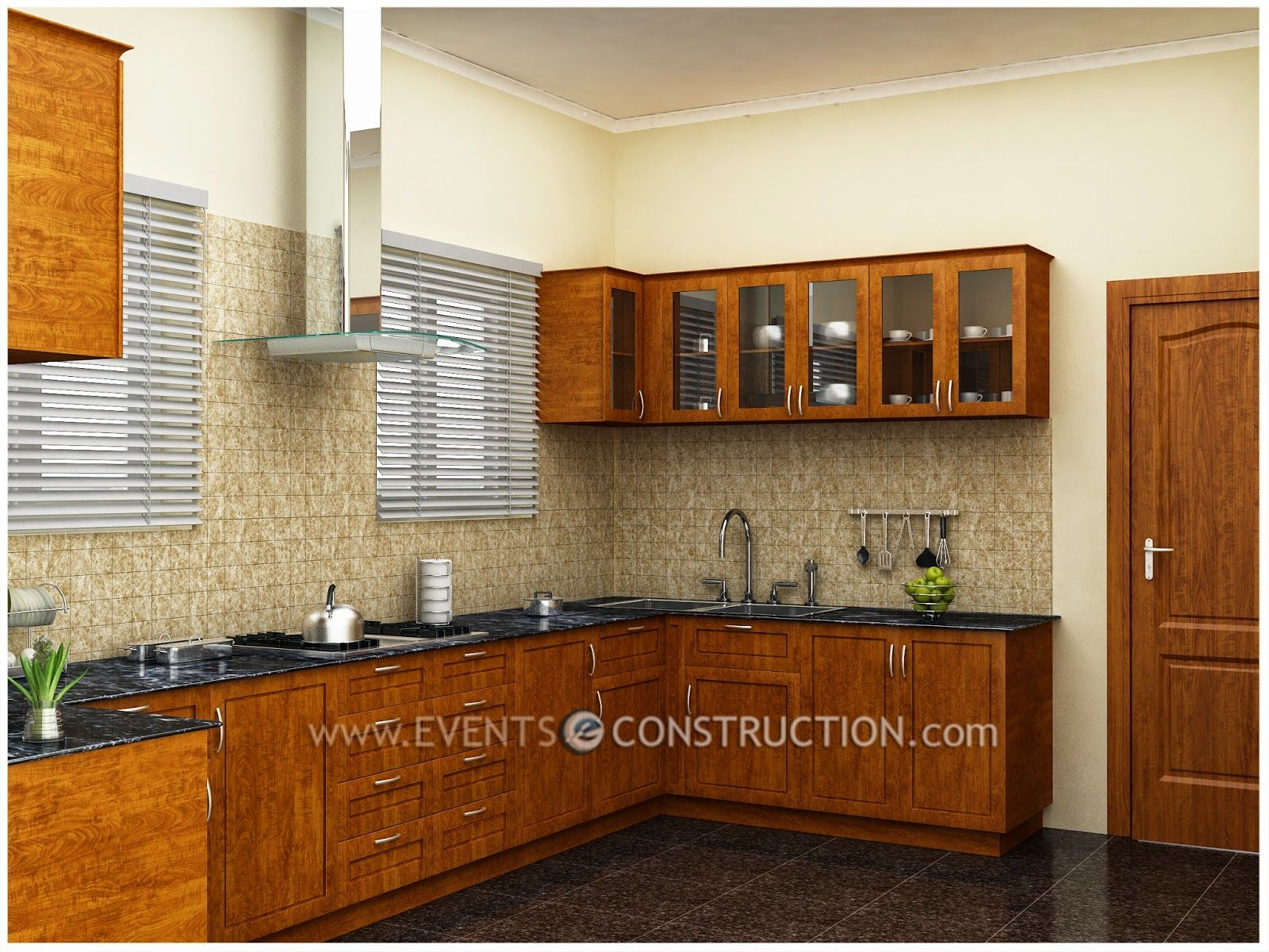 Kerala House Elevation Designs Home Design April Kitchen Aakriti Gorgeous Kerala Home Kitchen Designs Inspiration Design