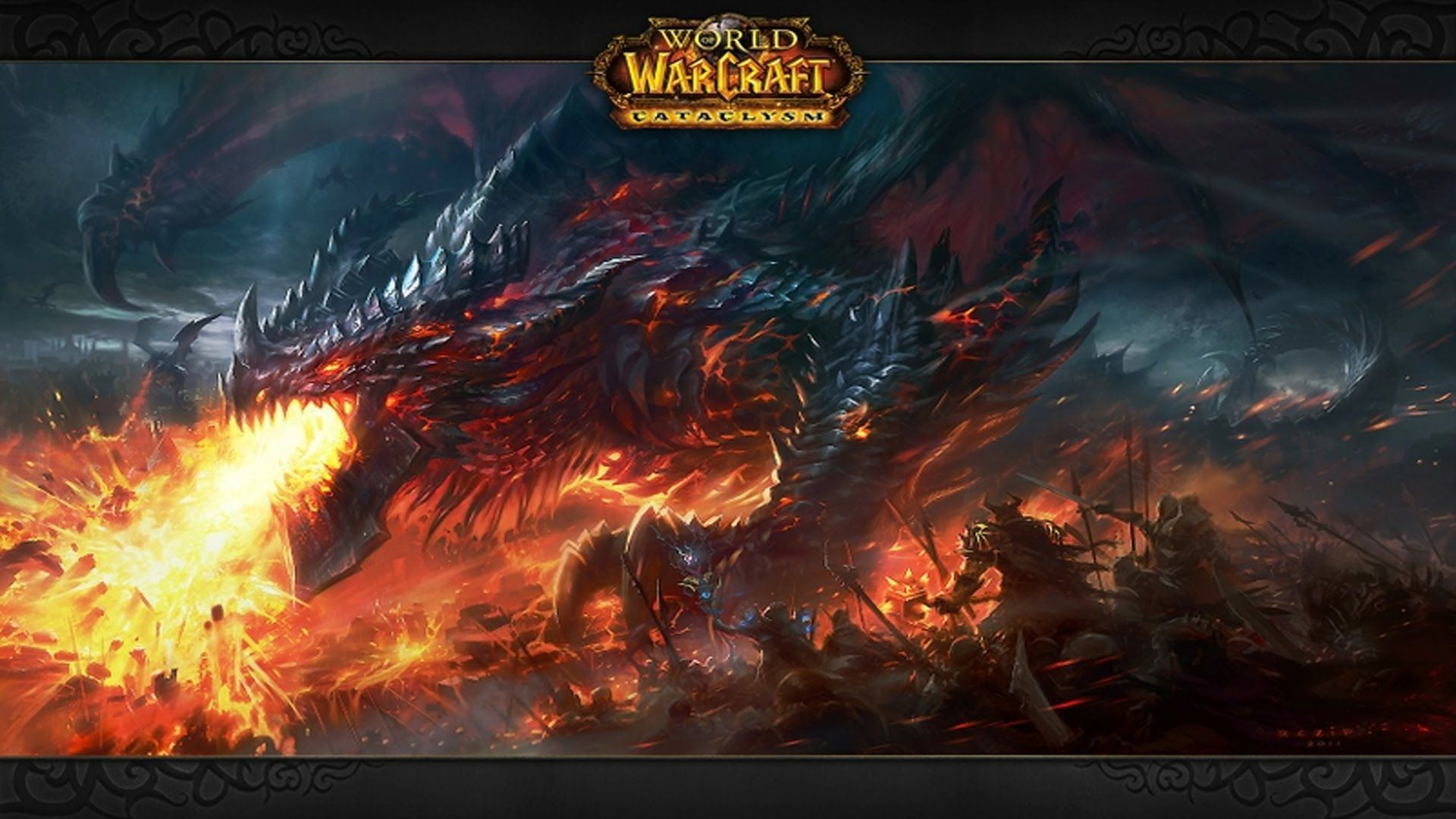 1080p world of warcraft alliance wallpaper