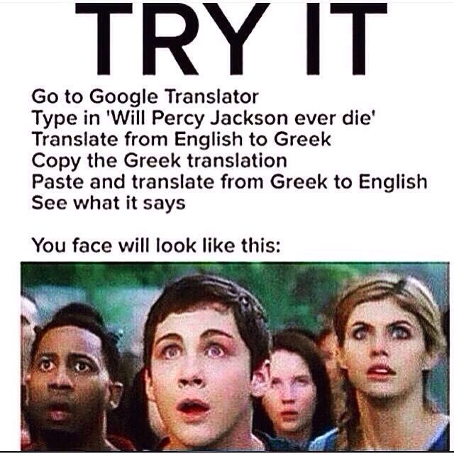 It really works  That's so cool! You can do it with Harry Potter to