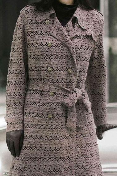 crochet jacket | Crochet outerwear | Pinterest | Häkeln, Pullover ...