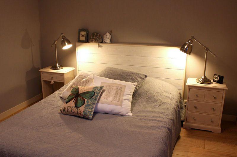 deco chambre cosy4 deco chambre cosy decoration pinterest - Chambre Adulte Lambris
