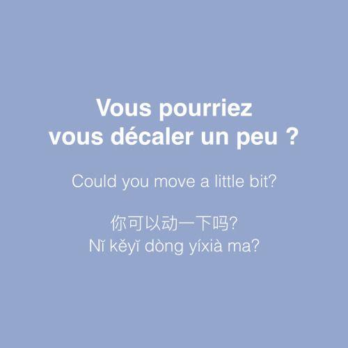Could You En Francais -|- abroad center