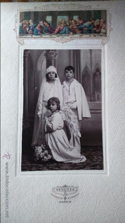 recuerdos de primera comunion madrid