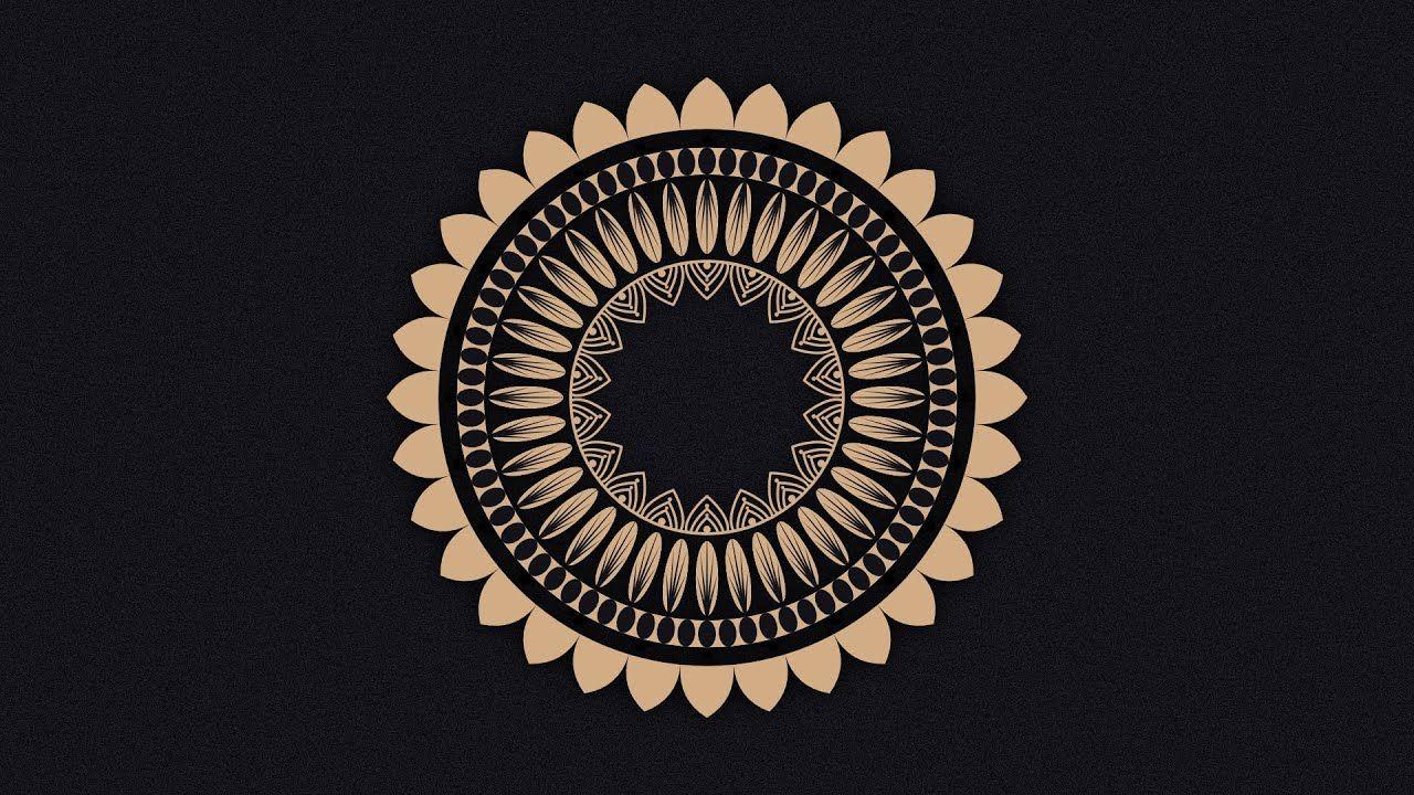 Make Mandala Tutorial in Affinity Designer Mandala