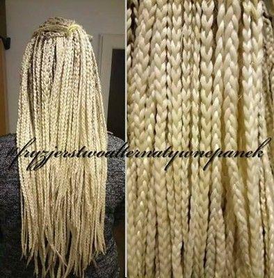 Warkoczyki Syntetyczne Dredloki Twisty Szczecin 6738489841 Oficjalne Archiwum Allegro Hair Styles Hair