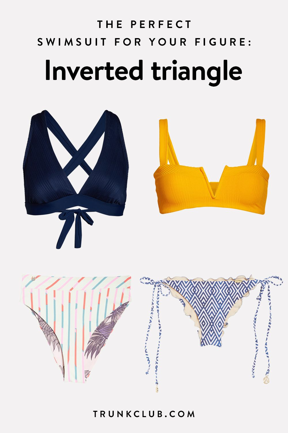 What To Wear If You Re An Inverted Triangle Shape Inverted Triangle Body Shape Fashion Inverted Triangle Body Shape Outfits Triangle Body Shape Fashion