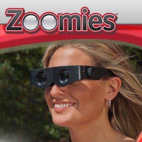 Zoomies Hands Free Binoculars See On Tv Mean Girls Sunglasses Women