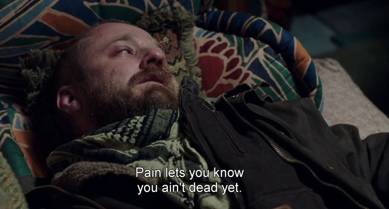 Leave No Trace 2018 Aesthetic Movie Lines Wise Words Beautiful