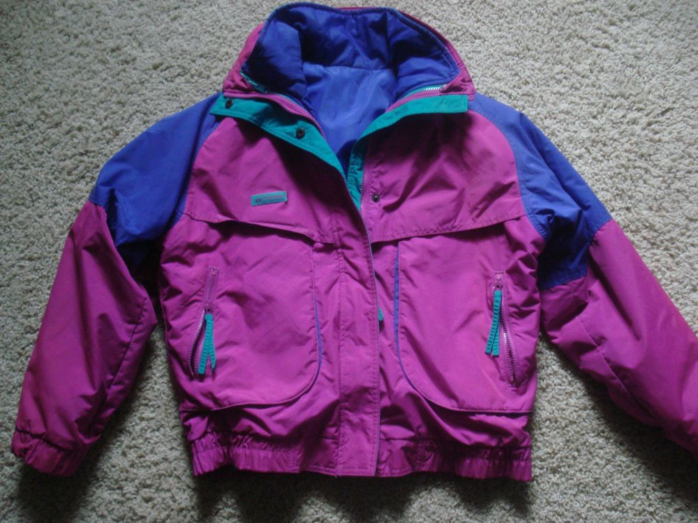 1dd266db4 Vintage Columbia Womens 3 In 1 Powder Keg Radial Sleeve Jacket In Pink # Columbia #BasicJacket