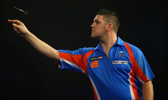 Rising star Daryl Gurney knocks out Jamie Lewis to progress in PDC World Championships