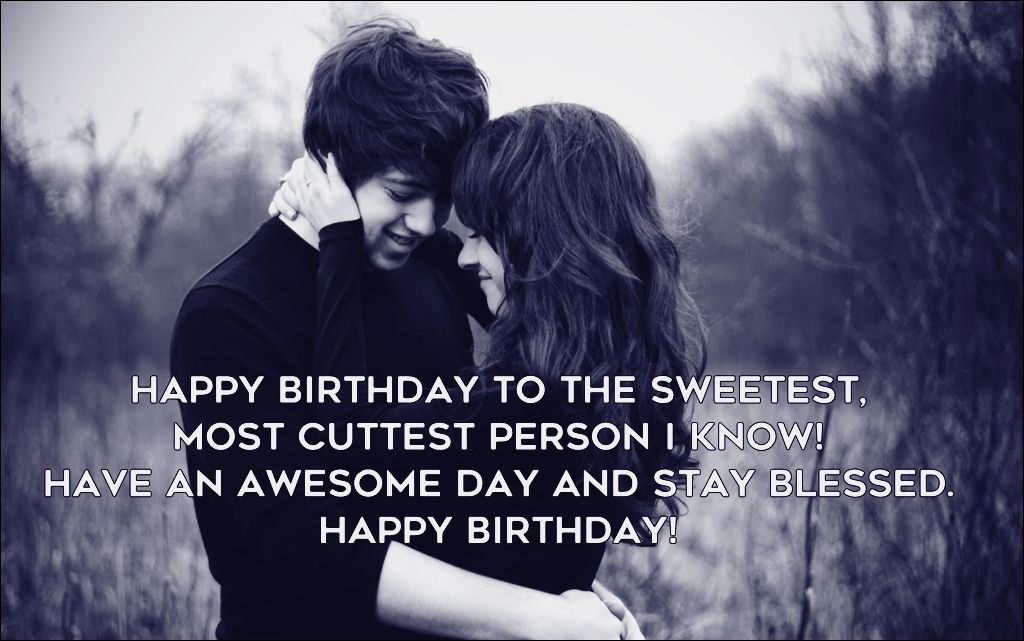 Cute Quotes For Your Boyfriend Happy Birthday Quotes For Boyfrie