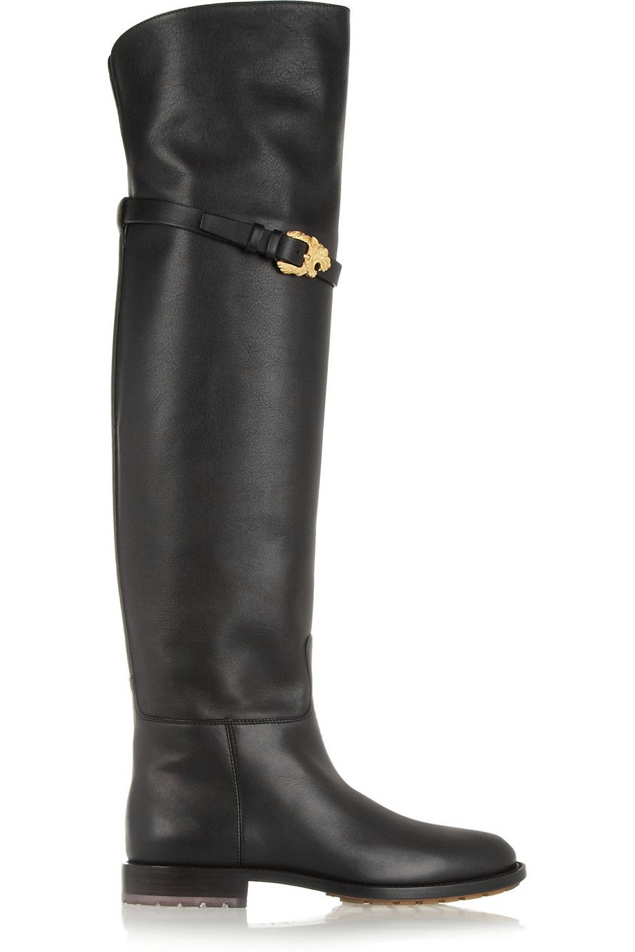 6925895f9beb VALENTINO Animalia Leather Over-the-Knee Boots - Over-the-knee boots ...
