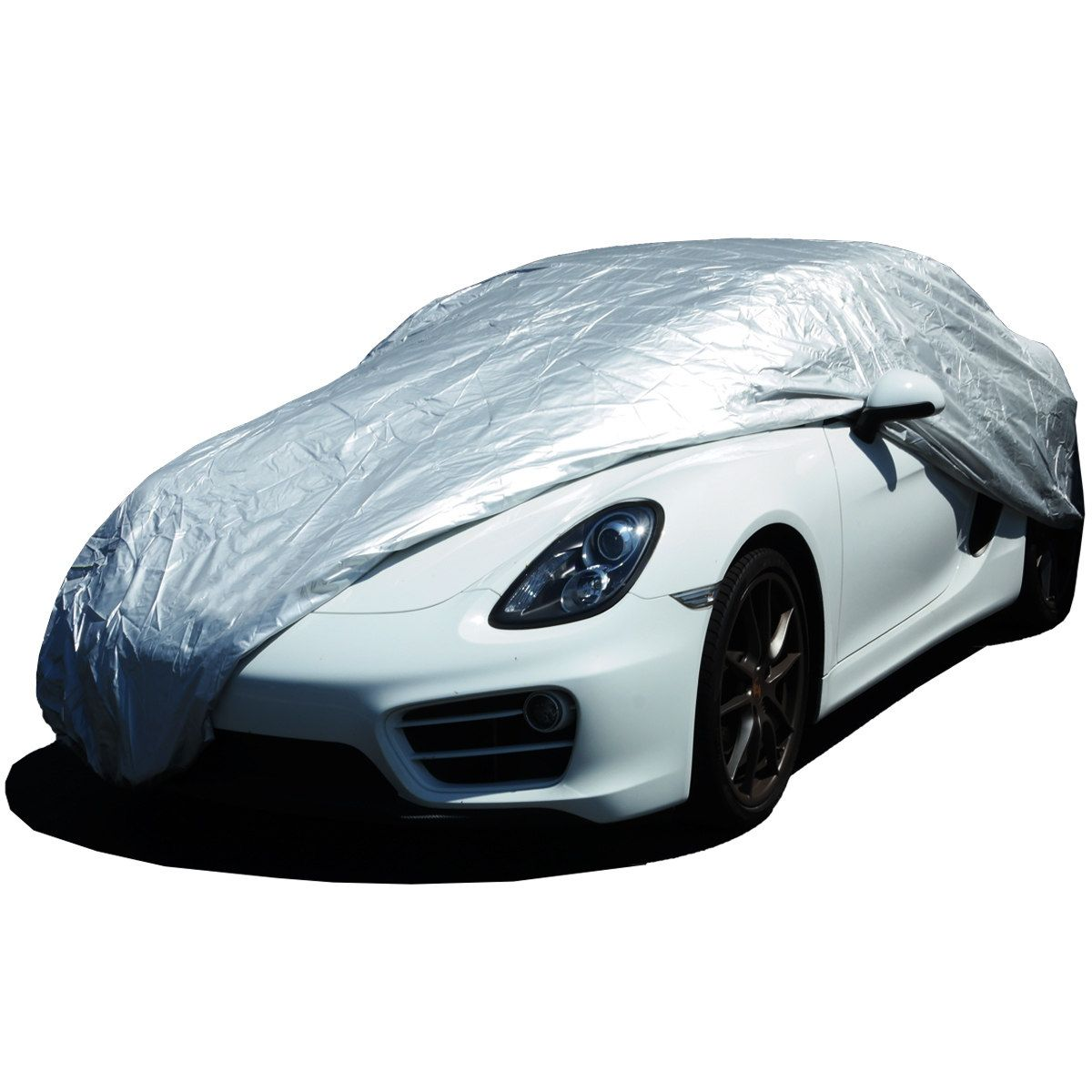KM World Silver Premium Waterproof Car Cover Fits Audi A - Audi a5 car cover
