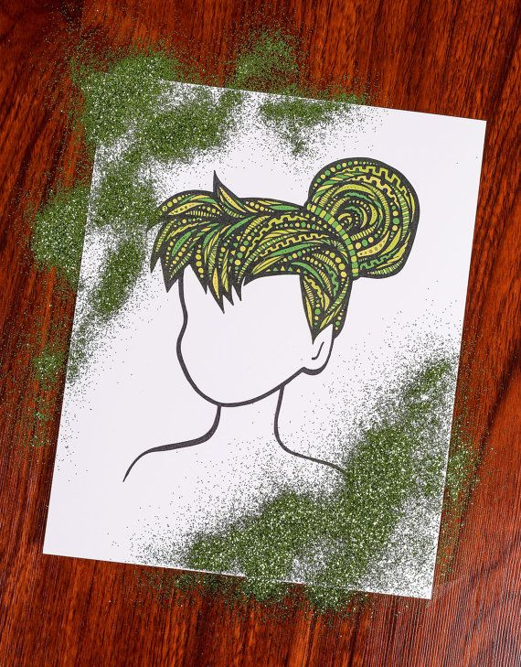 Zentangle Pixie Dust by DesignsByBlynn on Etsy