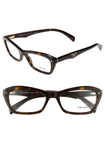 c48b47dfd1e35 Prada 53mm Optical Glasses (Online Only) available at  Nordstrom ...