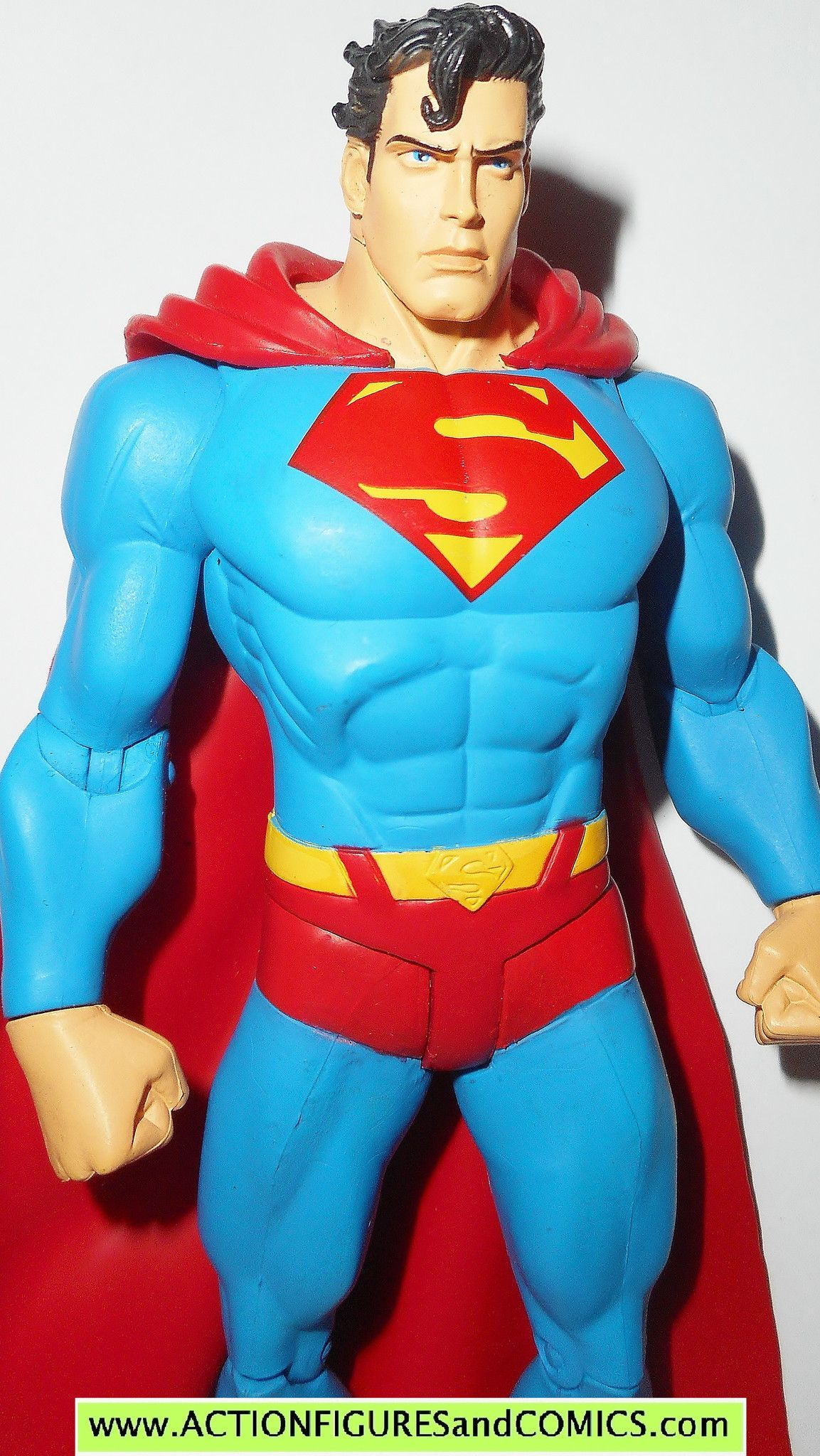 DC Direct Superman Last Son Series 1 Superman Action Figure