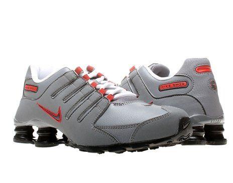 93e35b80bfc Nike Shox NZ SI Plus (GS) Boys Running Shoes 317929-025 Cool Grey
